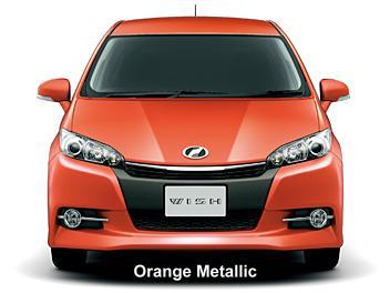 OrangeMetallic